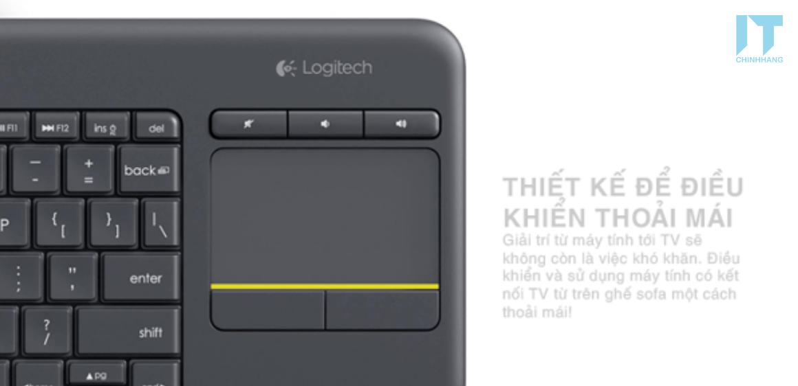 bàn phím không dây k400 plus