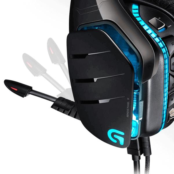 tai nghe gaming logitech g633