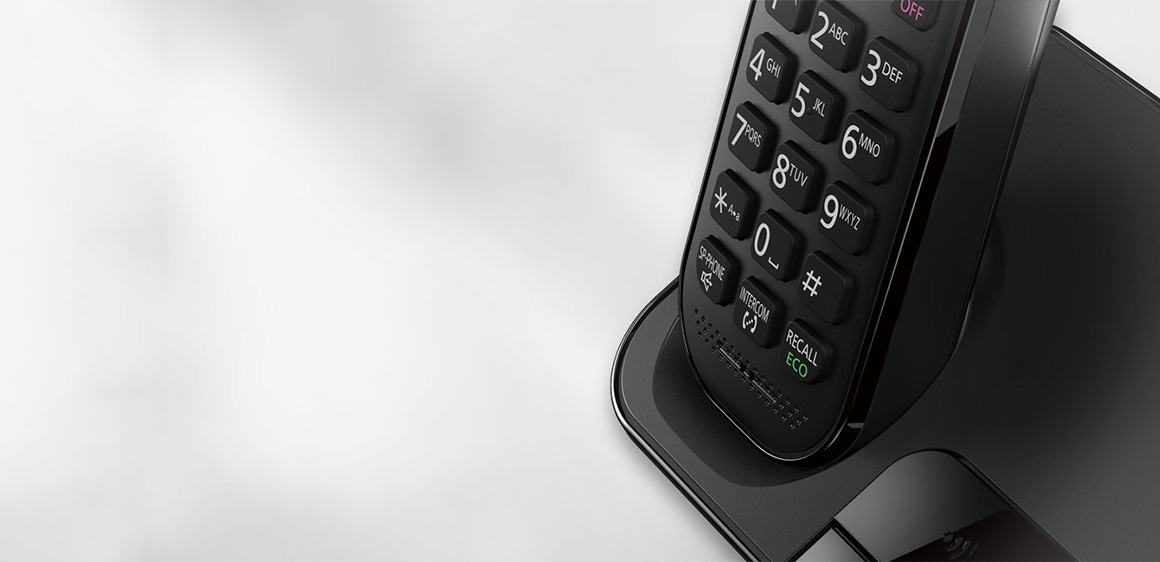 Điện thoại bàn Panasonic KX-TGC412