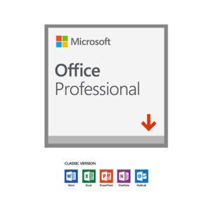 PHẦN MỀM OFFICE PROFESIONAL 2019 (269-17071) – KEY ĐIỆN TỬ