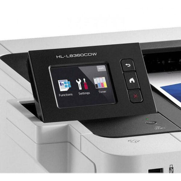 Brother HL-L8360CDW printer