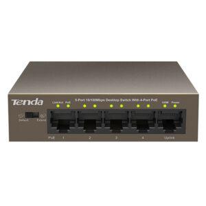 BỘ CHIA MẠNG TENDA TEF1105P 5 CỔNG