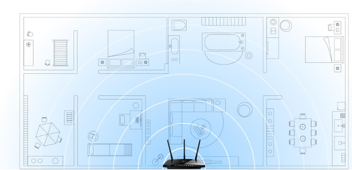 Bộ phát wifi TP-Link Archer C1200