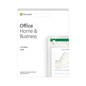 PHẦN MỀM OFFICE HOME AND BUSINESS 2019 (T5D-03302)