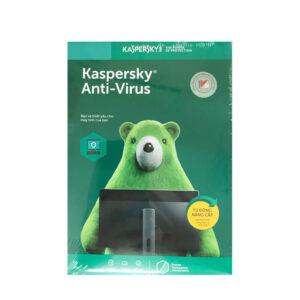 PHẦN MỀM DIỆT VIRUS KASPERSKY ANTI VIRUS 1PC/3PC