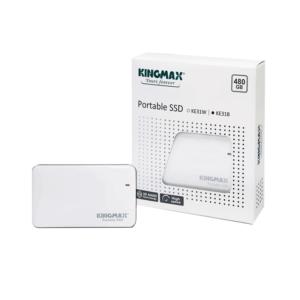 Ổ CỨNG DI ĐỘNG SSD KINGMAX KE31 (480GB)
