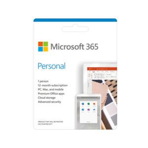 PHẦN MỀM OFFICE 365 PERSONAL ENGLISH APAC EM (QQ2-00983)