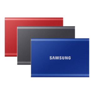 Ổ CỨNG DI ĐỘNG SSD SAMSUNG T7 PORTABLE (500GB/1TB/2TB)