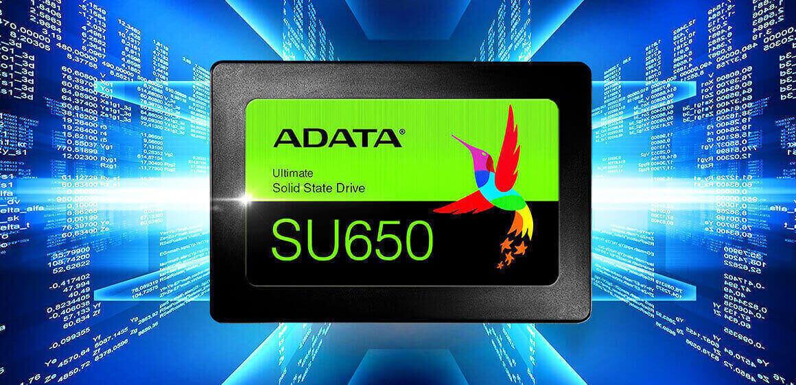 Ổ cứng SSD Adata SU650