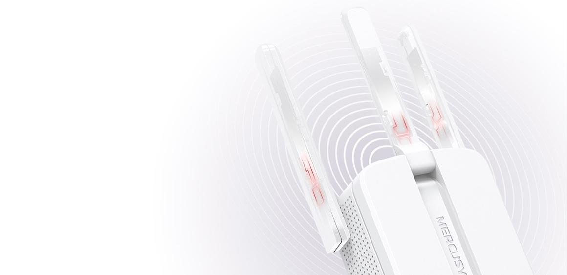 Bộ kích sóng Wifi Mercusys MW300RE