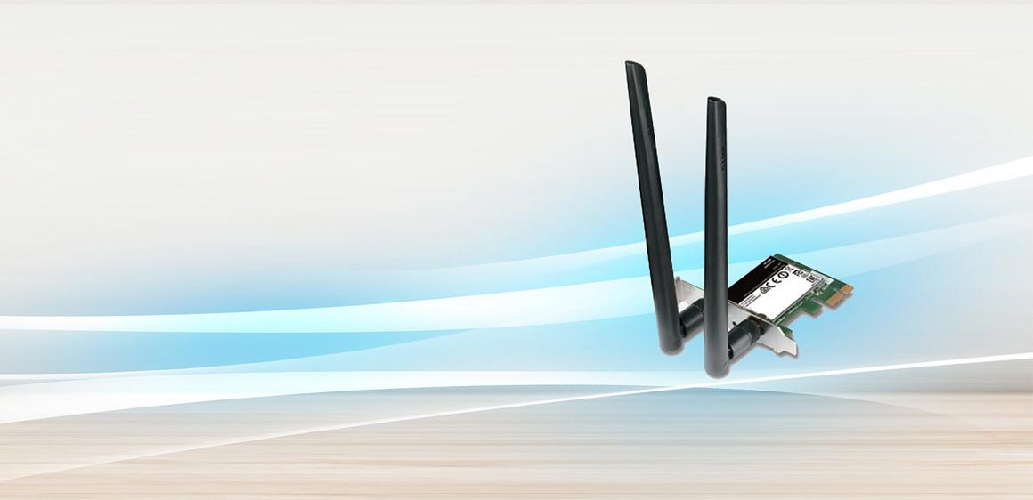 Card Wifi D-Link DWA582