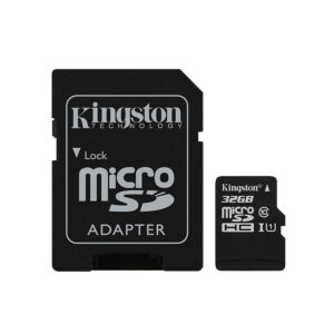 THẺ NHỚ MICRO SDHC KINGSTON 32GB CLASS 10 80MB