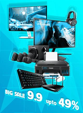 Banner Side Big Sale 09.09