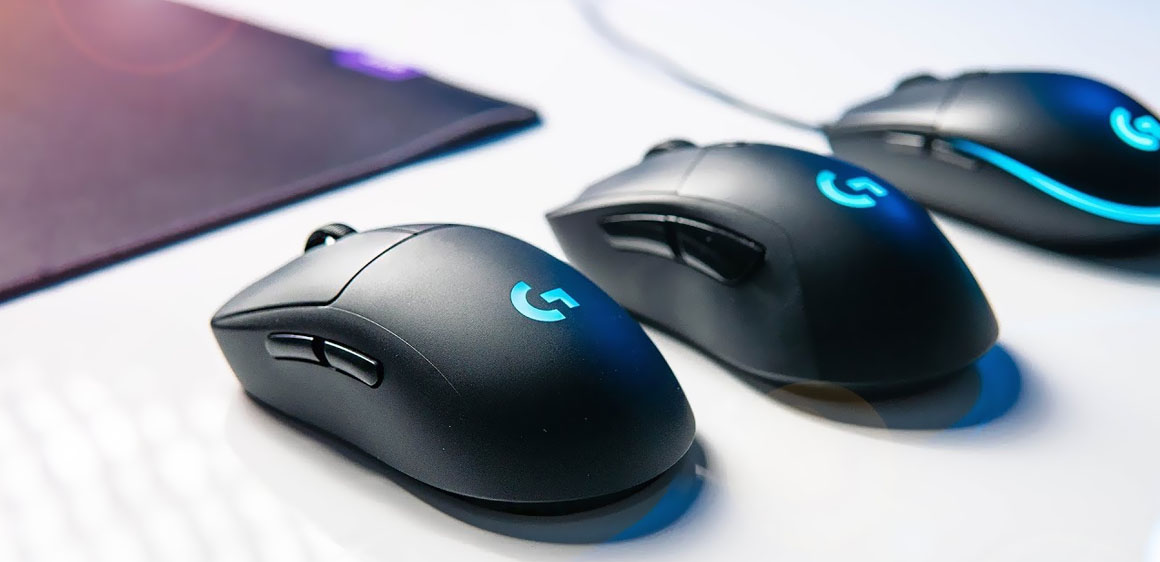 chuột gaming logitech g pro hero wireless