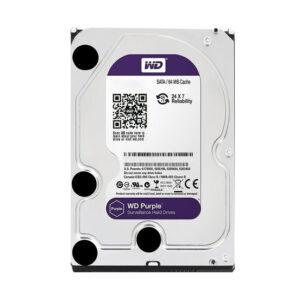 Ổ CỨNG HDD WD PURPLE (1TB/2TB/…/12TB/14TB)