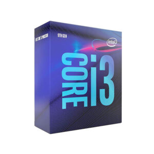CPU INTEL CORE I3-9100 (UP TO 4.2 GHZ/6MB CACHE)