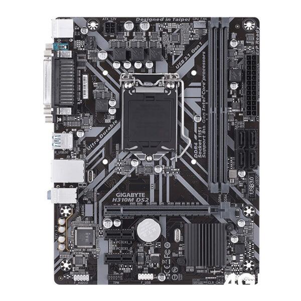 mainboard gigabyte h310m ds2
