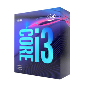 CPU INTEL CORE I3-9100F (UP TO 4.2 GHZ/6MB CACHE)